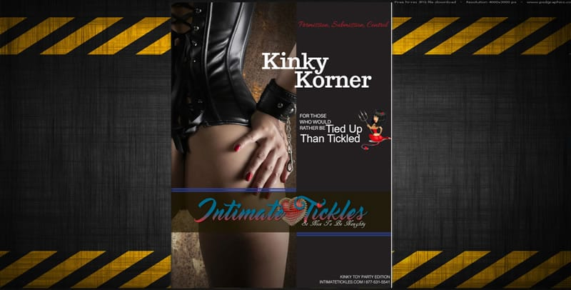 Our Kinky Korner BDSM Catalog
