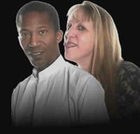 CEO Virginia White-Brown And Deryk Brown